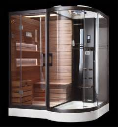 shower sauna bathroom ideas