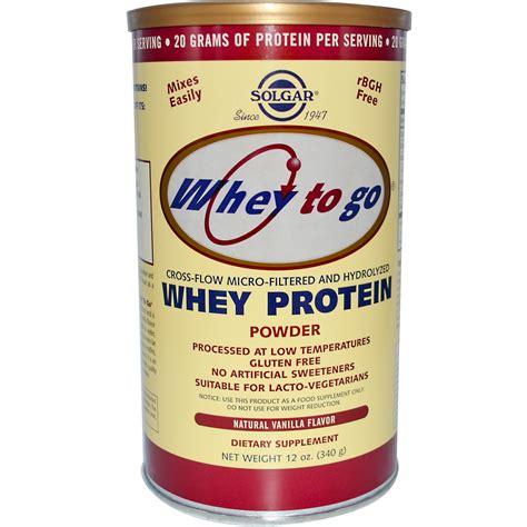 whey better protein powder solgar whey to go whey protein powder vanilla