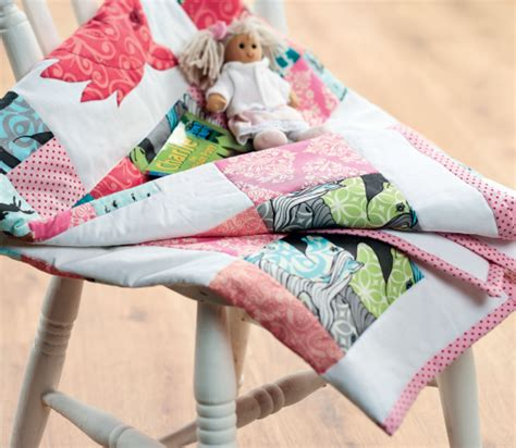 21 Crafty Patchwork Projects To All Free - patchwork pony quilt free craft project stitching