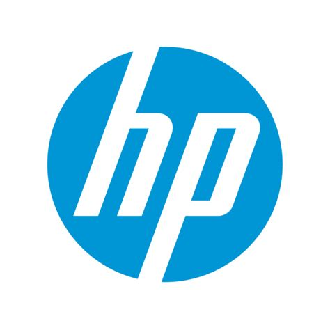 hp logo file hp logo 630x630 png wikimedia commons