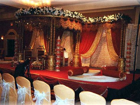 Stage Decorations by Wedding Collections Beautiful Wedding Stage