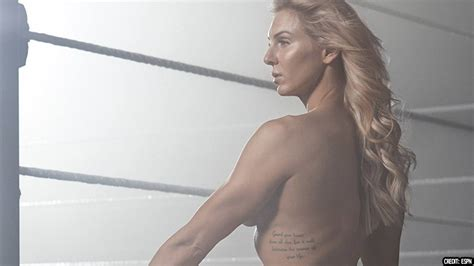 Charlotte Flair S Body Issue Spread Has Been Released Photos