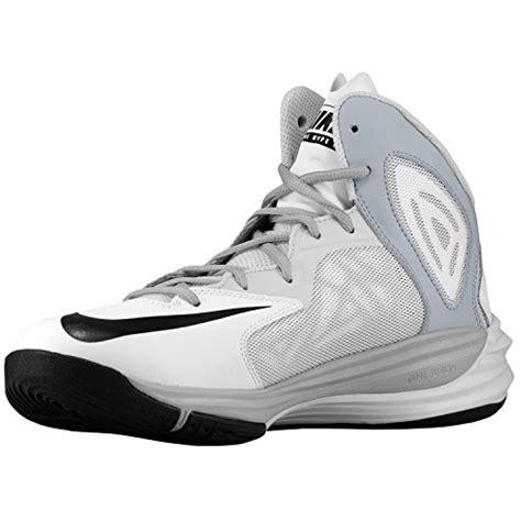 Nike Zoom Prime Black White nike nike mens prime hype df basketball shoe 9 5 d m us