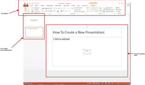 tutorial excel 2013 ppt get started with powerpoint 2013 microsoft powerpoint