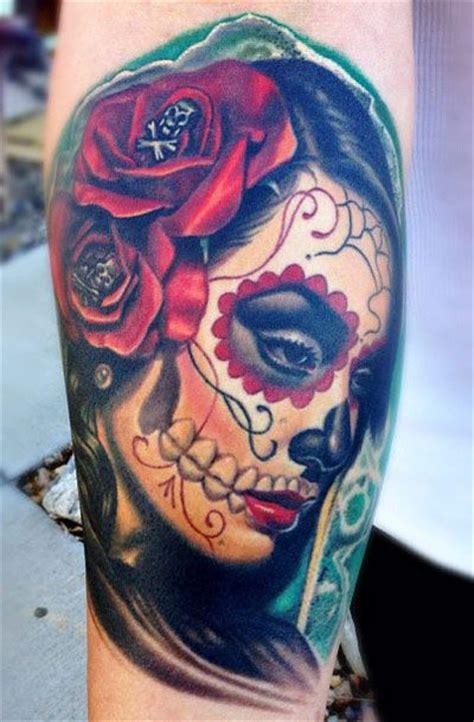 tattoo costume ideas 59 best images about dia de los muertos on pinterest