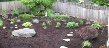 low maintenance simple backyard landscaping house design
