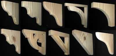 wood shelf brackets shelffactory wood shelf brackets