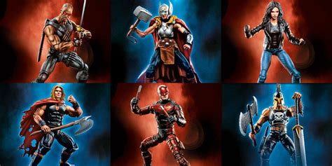 Blade Marvel Legends Hasbro Figure new blade defenders and thor ragnarok hasbro figures