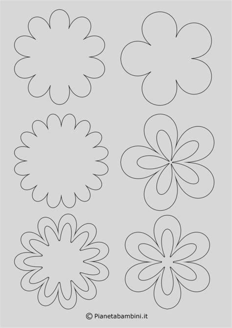 fiori da colorare e stare per bambini disegni da colorare fiori per bambini fiori da colorare