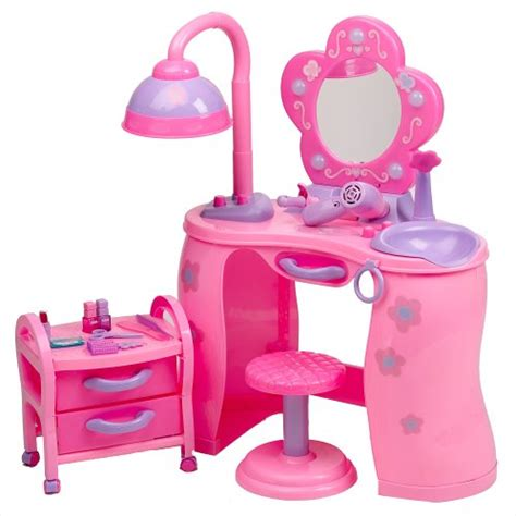 Dazzlers Vanity by Global Store Toys Age Ranges 3 4 Years