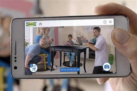 Wardrobe Catalogue App by Ikea S New Ar App Superimposes Furniture Into Your Empty Room Digital Trends