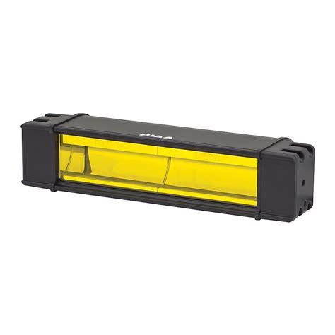 Led Light Bar Kits Piaa Rf Series Led Light Bar Kits With Yellow Fog Beam Pattern Quadratec