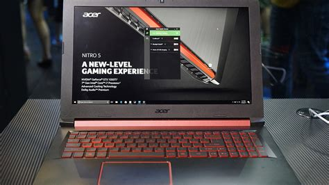 Laptop Acer Nitro acer launches nitro 5 gaming laptop in india priced rs