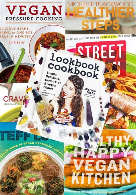 Cookbook Giveaway - the best vegan cookbooks of 2015 cookbook giveaway