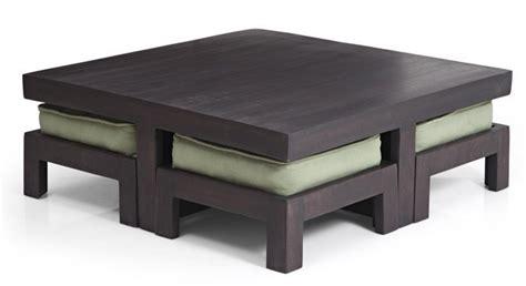 kivaha coffee table set ladder