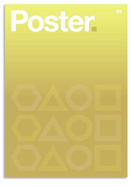 poster design kit poster design shapes set anotherdesignportfolio