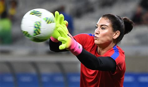 hope solo suspended hope solo suspended from national team for six months la