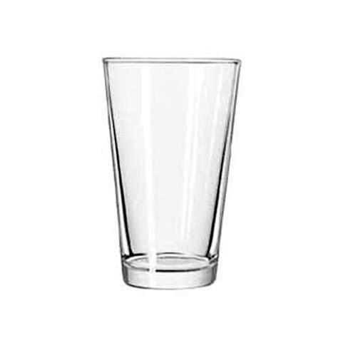mixing glasses barware libbey glassware 5139 restaurant basics 16 oz mixing glass ebay