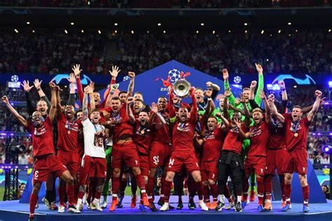 klub  menangkan liga champions  sport