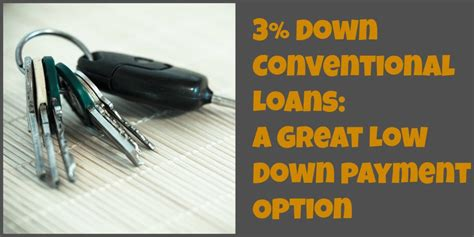 when is down payment due when buying a house knoxville first time home buyers 3 down conventional loans