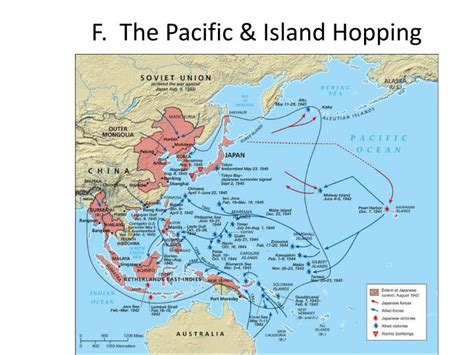 island hopping across the pacific theater in world war ii the history of americaã s leapfrogging strategy against imperial japan books ppt b operation torch nov 42 powerpoint