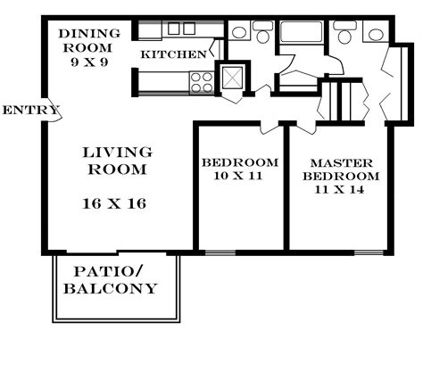 1000 sq ft apartment layout of house at 1000 sq foot joy studio design