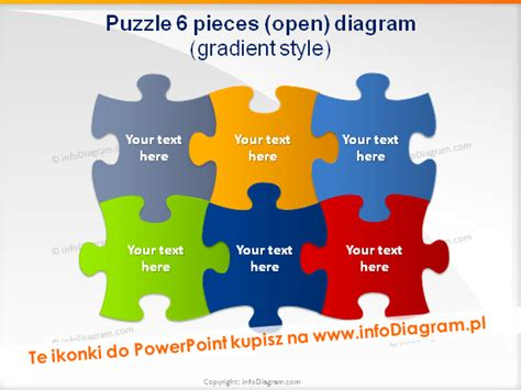 Looking For Smart Art Jigsaw Pieces Puzzle Smartart For Powerpoint