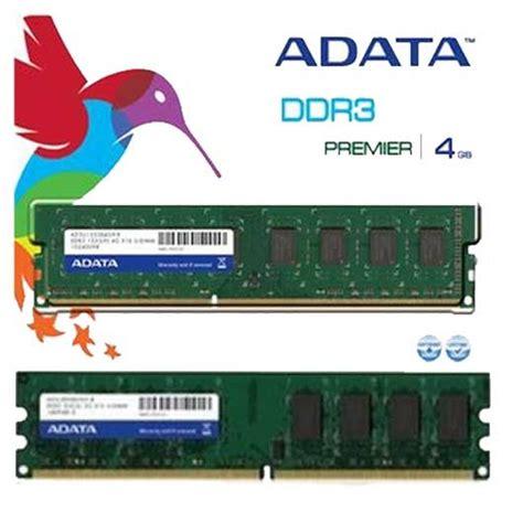 Ram Adata Ddr3 4gb adata 1600 4gb ddr3 ram for desktop