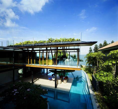 design house singapore environmentally friendly modern tropical house in