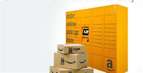 amazon locker amazon lockers now support returns and deliveries slashgear