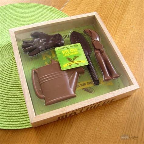 Cadeau Pour Jardinier by Coffret Du Jardinier En Chocolat Cadeau Maestro