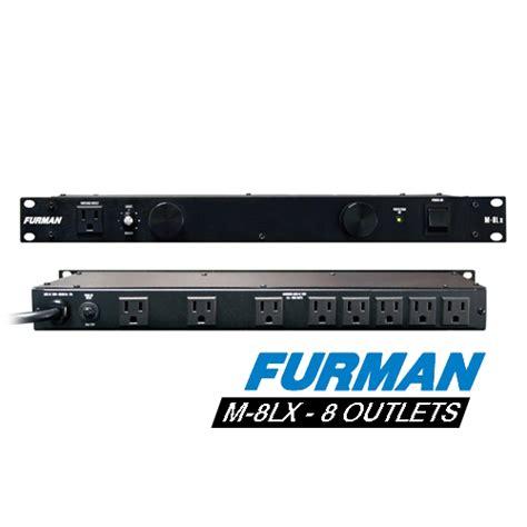Furman M 8lx Power Conditioner