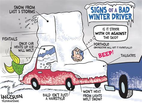 8 Tips On Driving Safe In Snow by Tips For Safe Driving In Snow