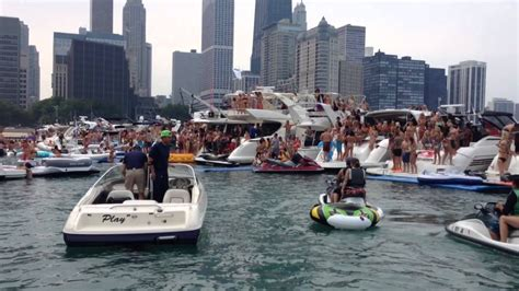 chicago boat party august water festival bucket list boatbound blog