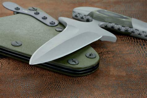 custom dagger quot guardian quot counterterrorism custom push punch dagger by