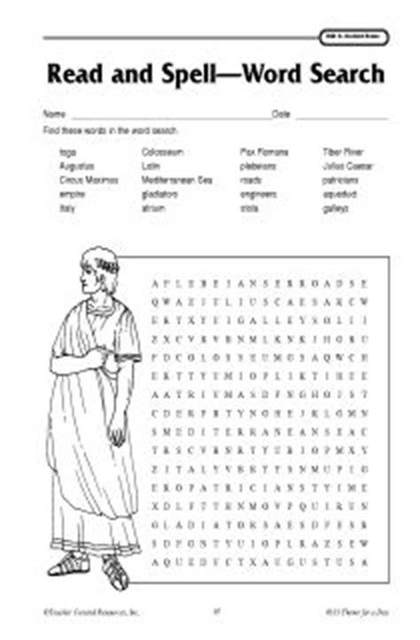printable word search romans printable roman word search ancient rome word search