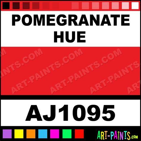 pomegranate professional watercolor paints aj1095 pomegranate paint pomegranate color