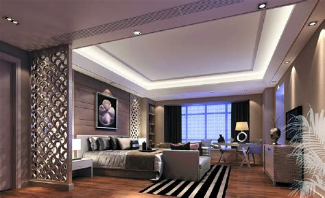 minimalist master bedroom design 3d design minimalist ceiling in master bedroom interior