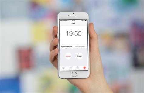 timer for iphone in 3 stappen de iphone timer gebruiken voor muziek en s