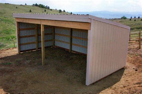 Loafing Shed Plans by Cattle Loafing Shed Plans Pdf Diy Shed Plans Eunic