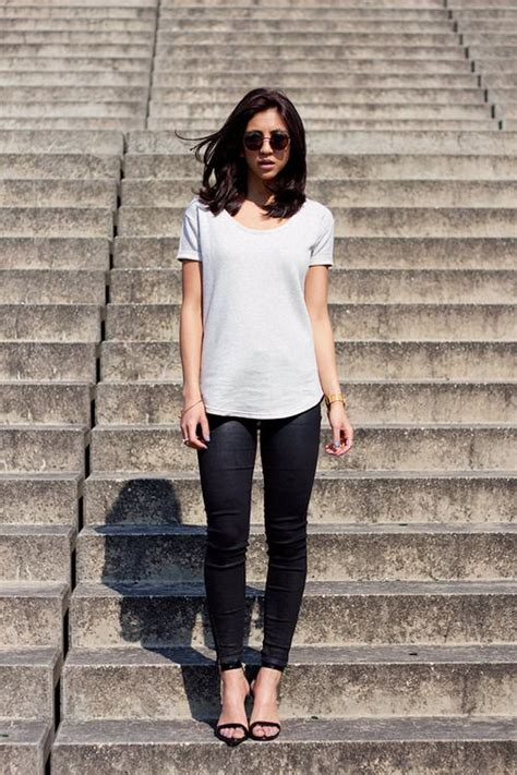 minimalistic look minimalist fashion outfits to copy stylecaster style