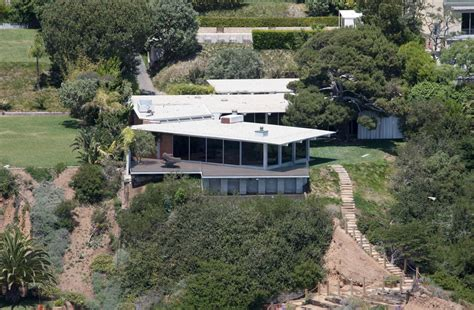 angelina jolie mansion gaze upon the oceanside beauty of brad pitt angelina