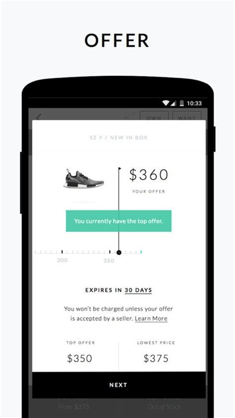buy sell sneakers goat buy sell sneakers apk free shopping android app