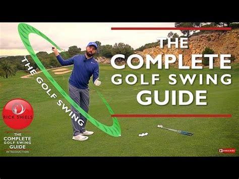 swing guide golf swing trump