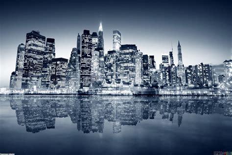 big city lights wallpaper 3868 open walls