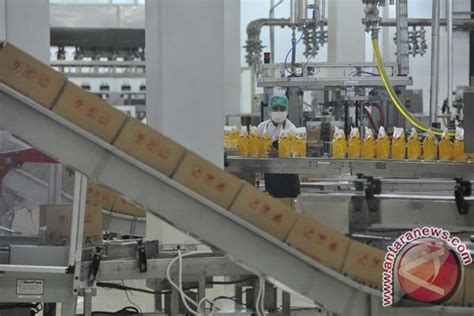 Minyak Goreng Turun ekspor minyak nabati ke belanda rrt turun antara news