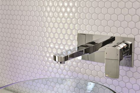 peel stick tile backsplash hometalk peel and stick backsplash mosaic metallic