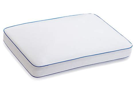 Serta Side Sleeper Pillow by Serta Coolnite Gel Memory Foam Side Sleeper Pillow At Menards 174