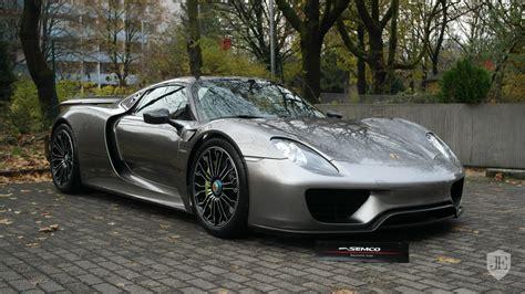 100  [ Porsche Concept 918 Spyder ]   A Close Look At