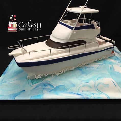 fishing boat cake tutorial 3d fishing boat cake yeners way